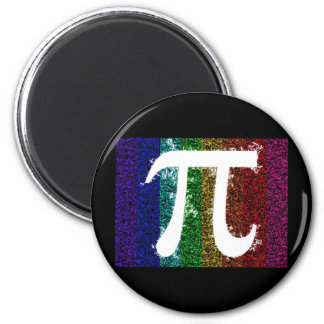 Pi Sign Electric Magnets
