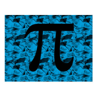 Pi Sign Postcard