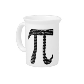 Pi Simple Drink Pitchers