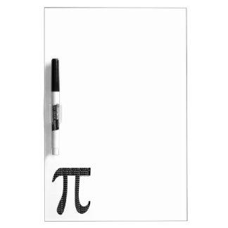 Pi Simple Dry-Erase Board