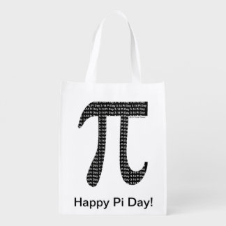 Pi Simple Grocery Bag