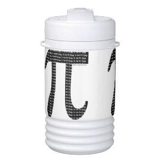 Pi simple enfriador de bebida igloo