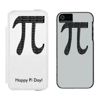 Pi Simple iPhone SE/5/5s Wallet Case