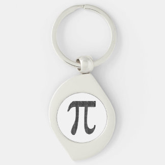 Pi Simple Keychain