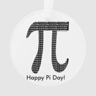 Pi Simple Ornament