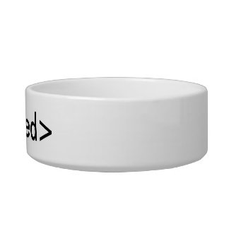 Pi Simple Pet Bowl