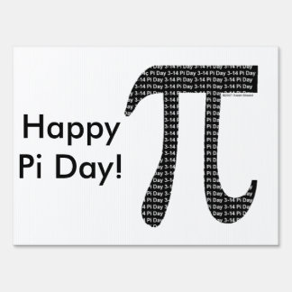 Pi Simple Sign