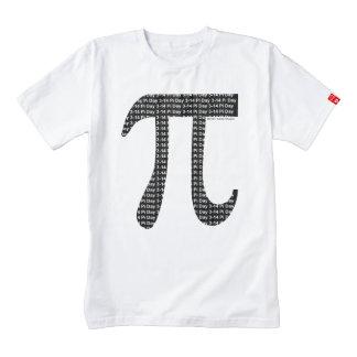 Pi Simple Zazzle HEART T-Shirt