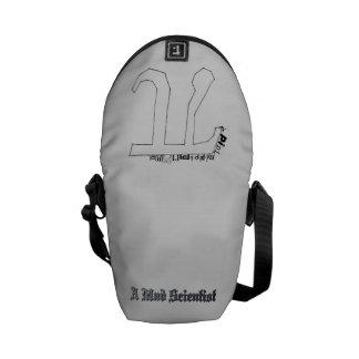 Pi small messenger bag
