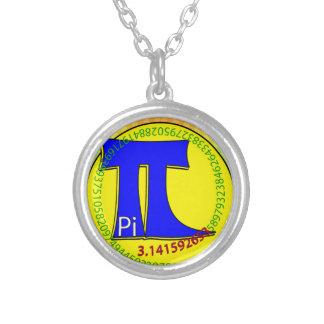 Pi Symbol 3.14 Ultimate Pendants