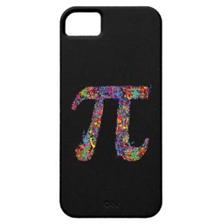Pi Symbol Action Painting Splatter iPhone SE/5/5s Case