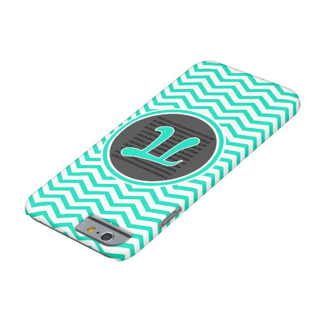 pi symbol on iphone pi symbol aqua green chevron barely there iphone 6 15855