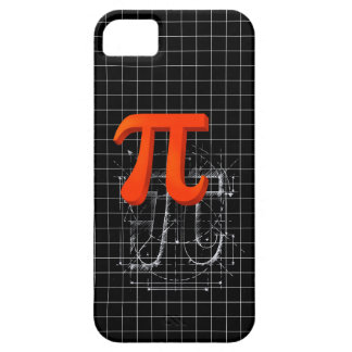 Pi Symbol Art iPhone 5 Cover