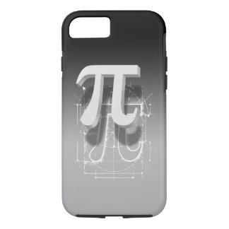 Pi Symbol Art iPhone 8/7 Case