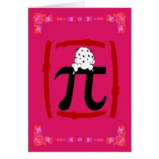 Pi Symbol Cards