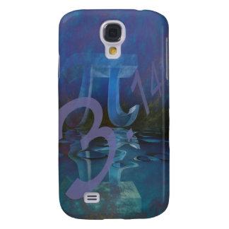 Pi Symbol case Samsung Galaxy S4 Cover