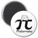 Pi Symbol Fridge Magnet