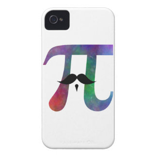 Pi Symbol Funny Case-Mate iPhone 4 Case