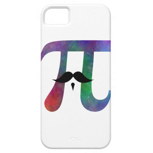 Pi Symbol Funny iPhone 5 Covers