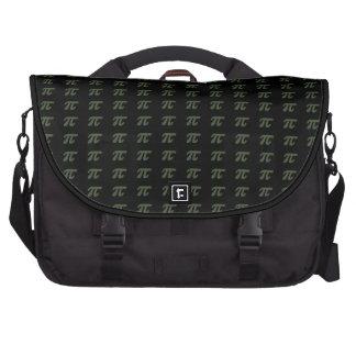 Pi symbol Geeky Geek Commuter Bag