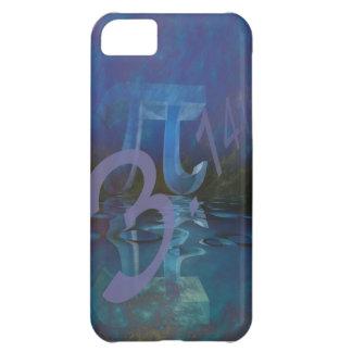 Pi Symbol iphone 5 case