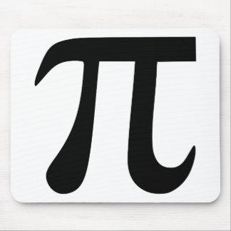 Pi Symbol Mouse Pad