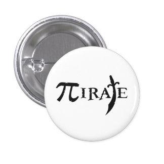 Pi Symbol Pirate Buttons