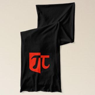 Pi Symbol Scarf