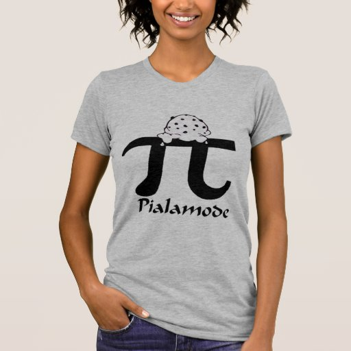 Pi Symbol Tees