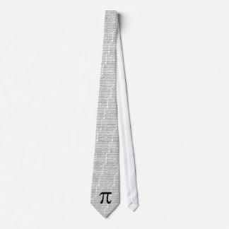 Pi symbol value tie