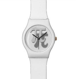 Pi Time Art Wrist Watch