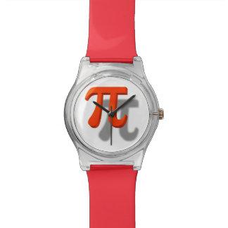 Pi Time Art Wristwatches