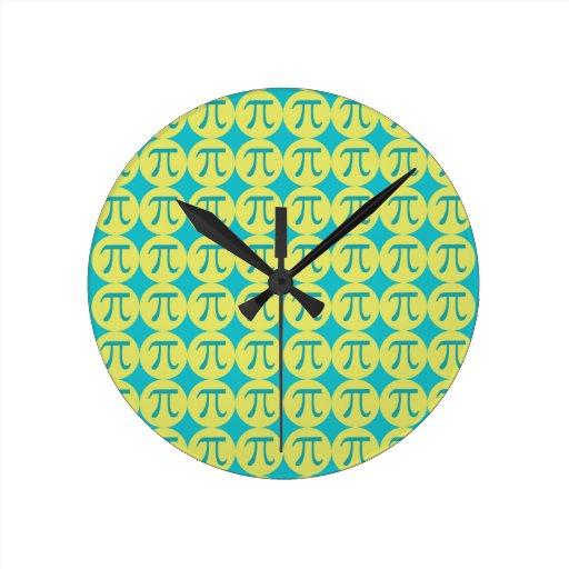 Pi Time Round Wallclock