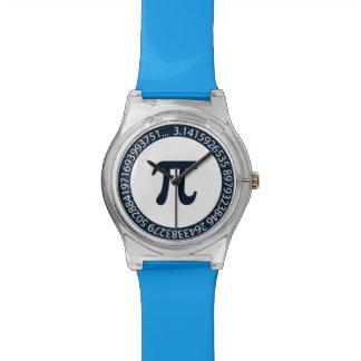 Pi Time Wrist Watch