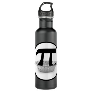 Pi Tin Stainless Steel Water Bottle