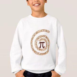 Pi to the Hundredth Decimal Place Sweatshirt