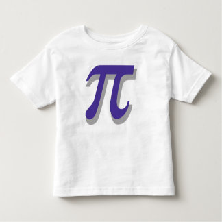 Pi Toddler T-shirt