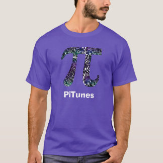 Pi Tunes ~ Funny Pi Day Shirt