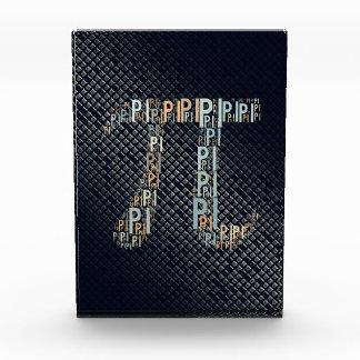 Pi Typed Design Text Symbol   Modern Geek Award