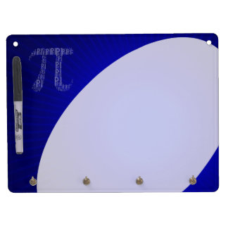 Pi Typed Text Symbol | Dry Erase Board