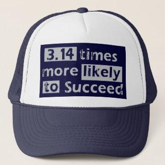 Pi Value Success Trucker Hat