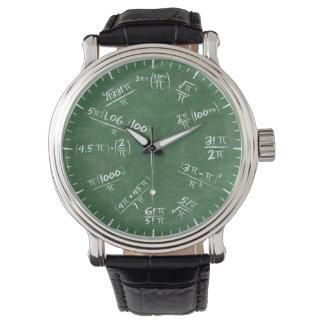 Pi Wrist Watch