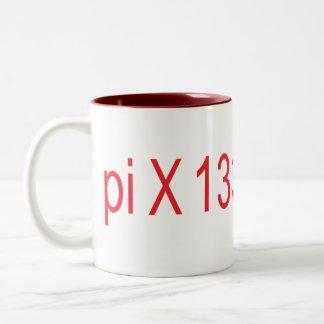 pi X el 1337% = 42 Tazas De Café