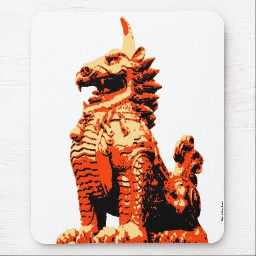 Pi Xiu Mousepad