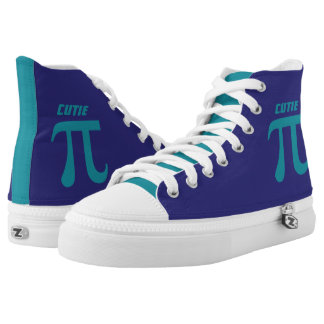 Pi/zapatos de encargo del texto de la empanada de zapatillas