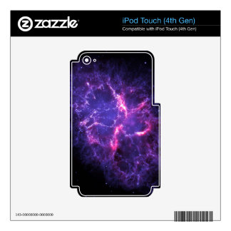 PIA17563 iPod TOUCH 4G SKIN