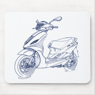 Pia Fly50 2012 Mouse Pad