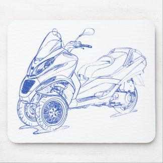 Pia MP3 250-400 2010 Mouse Pad
