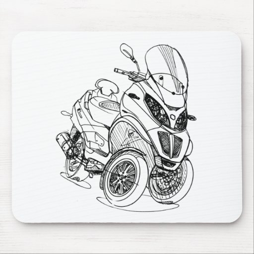 Pia MP3LT 2012 Mouse Pads