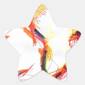Pia un Baloo Calcomanías Forma De Estrellaes Personalizadas